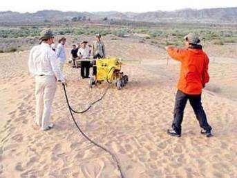 В Китае разработан ядерный луноход