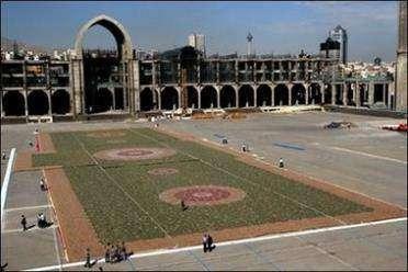 В Иране создали самый большой ковер