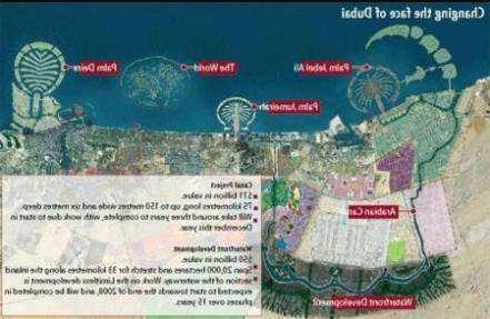 В Арабских Эмиратах соорудят грандиозный канал