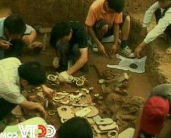 В Китае нашли артефакты древнее китайской культуры
