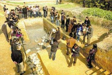 В Китае найден древний город возрастом более 4 тыс. лет