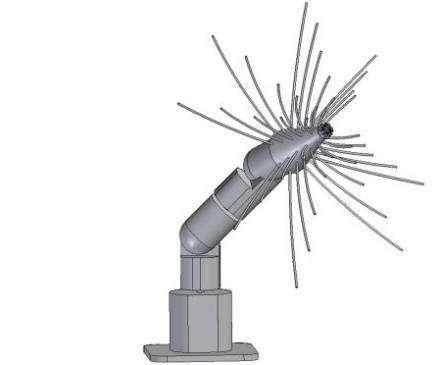 Робот-крыса поможет космонавтам