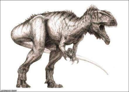 В Сахаре обнаружены два плотоядных динозавра
