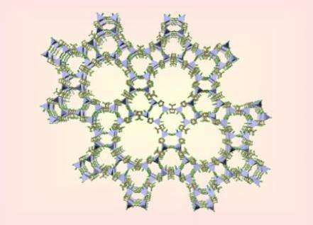 Материал-ловушка способен эффективно поглощать CO2