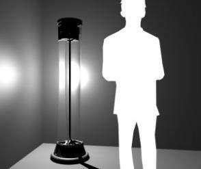 Студент разработал лампу, 'питающуюся' гравитацией