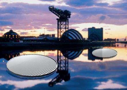 В Глазго могут появиться гигантские 'солнечные' лилии