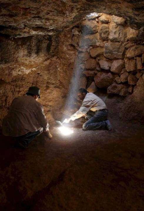 Ученые обнаружили первую в мире церковь - EPA