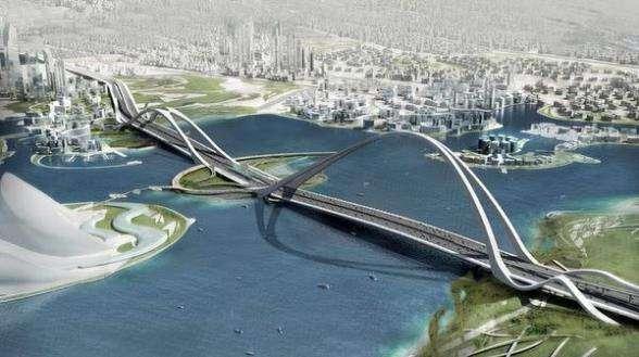 Самый большой арочный мост