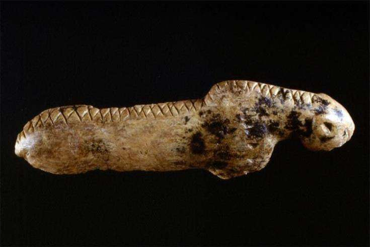 В Германии нашли самые древние фигурки из бивней мамонта