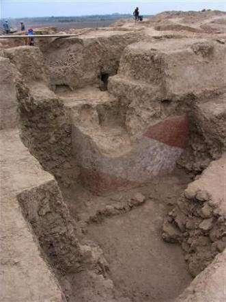 Храм неизвестной цивилизации возрастом 4 тыс. лет в Перу